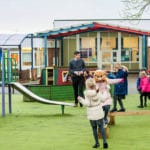 Warden Hill Primary School Outside Play