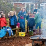Warden Hill Primary School Forest School